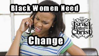The Israelites: Deacon Malachiyah Teaching Black Women