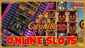 Friday Online Slots at CASIMBA CASINO !!!