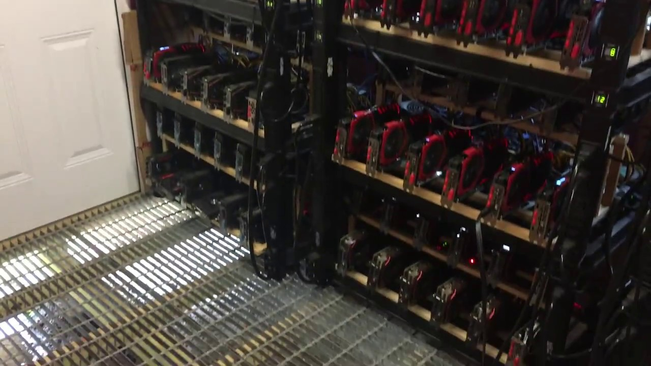 cryptocurrency gpu miner images