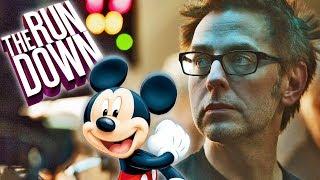 Why Did Disney Rehire James Gunn? - The Rundown