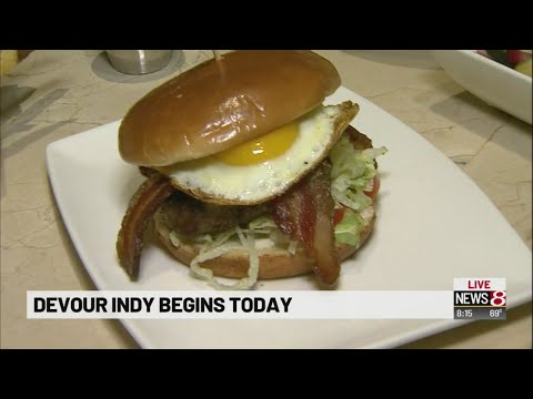 Devour Indy Officially Underway