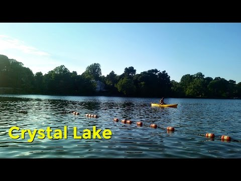 Crystal Lake (Newton, Massachusetts)