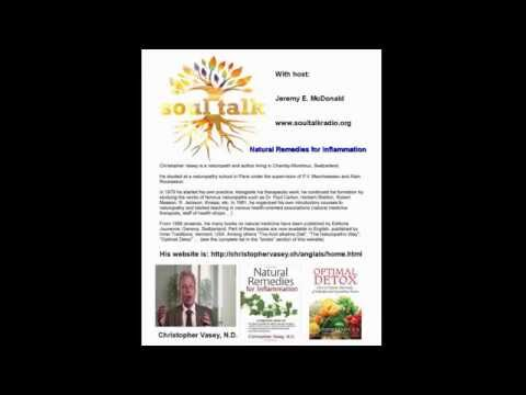 Natural Remedies For Inflamation With Christoher Vasey ND