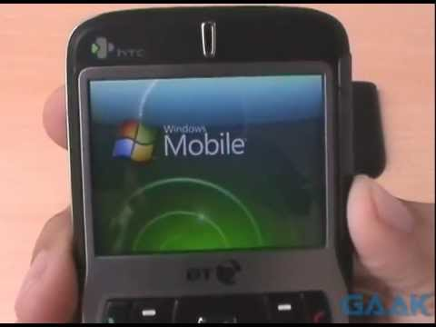 HTC S620 - Gaak