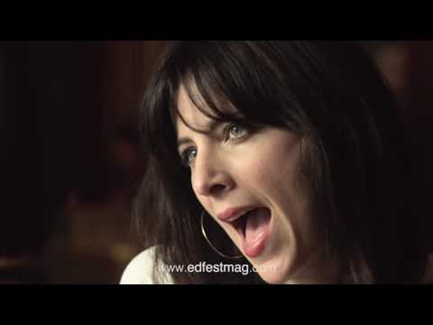 Ed Fest Mag TV Lucie Pohl Interview