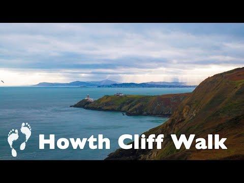 Howth Head Cliff Trail 👣 Dublin Walks