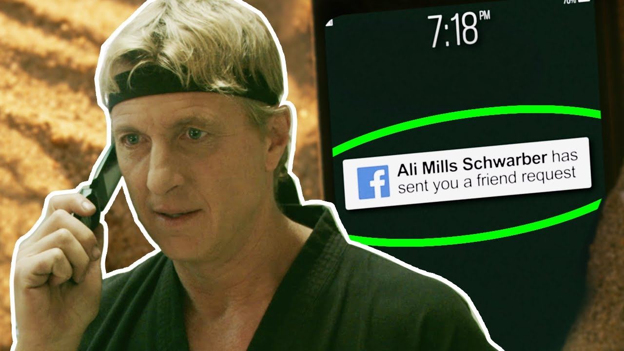 How Will Johnny Answer Ali's Message if he Threw His Phone Away? - Cobra Kai Explained
