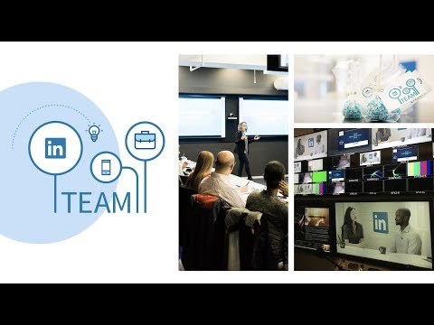 Introduction To LinkedIn TEAM