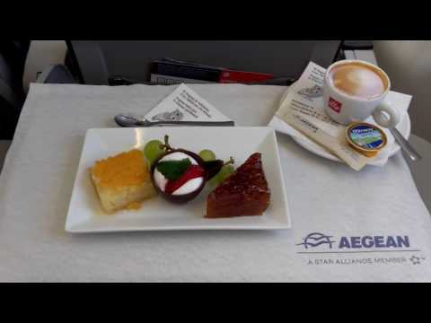 ATHENS – HANNOVER Aegean 838