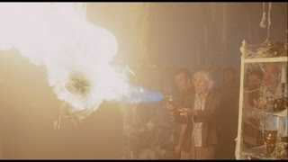 Today we are Setting a Man on Fire - The Mist 2007 Movie Special Features