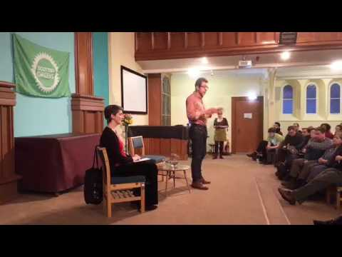 Phyl Meyer   A conversation with George Monbiot and Maggie