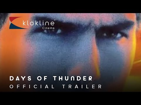 1990 Days Of Thunder Official Trailer 1 Paramount Pictures