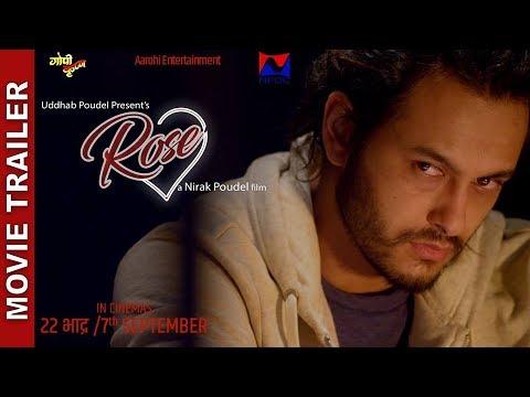 """Rose""  New Nepali Movie Trailer || Pradeep Khadka, Miruna Magar, Paramita || Nepali Movie 2018"