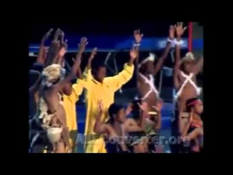The Republic of South Africa  National anthem and traditional dance