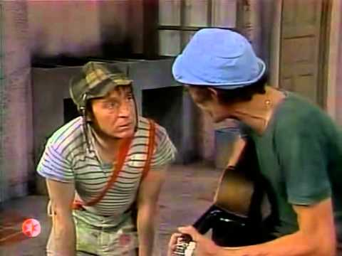 """El Chavo del Ocho """"Clases De Guitarra"""" Episodio Completo"""