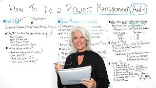 How to Do a Project Management Audit - Project Management Training