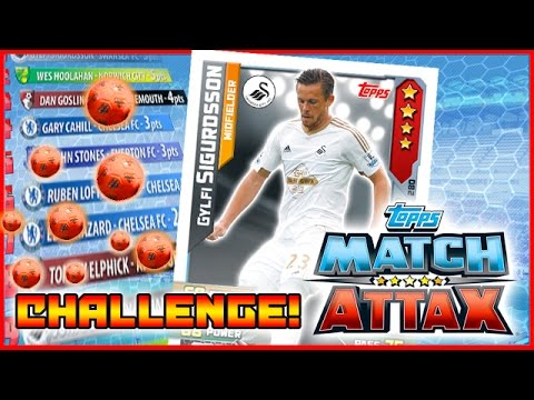 Match Attax | Gylfi Sigurdsson Challenge