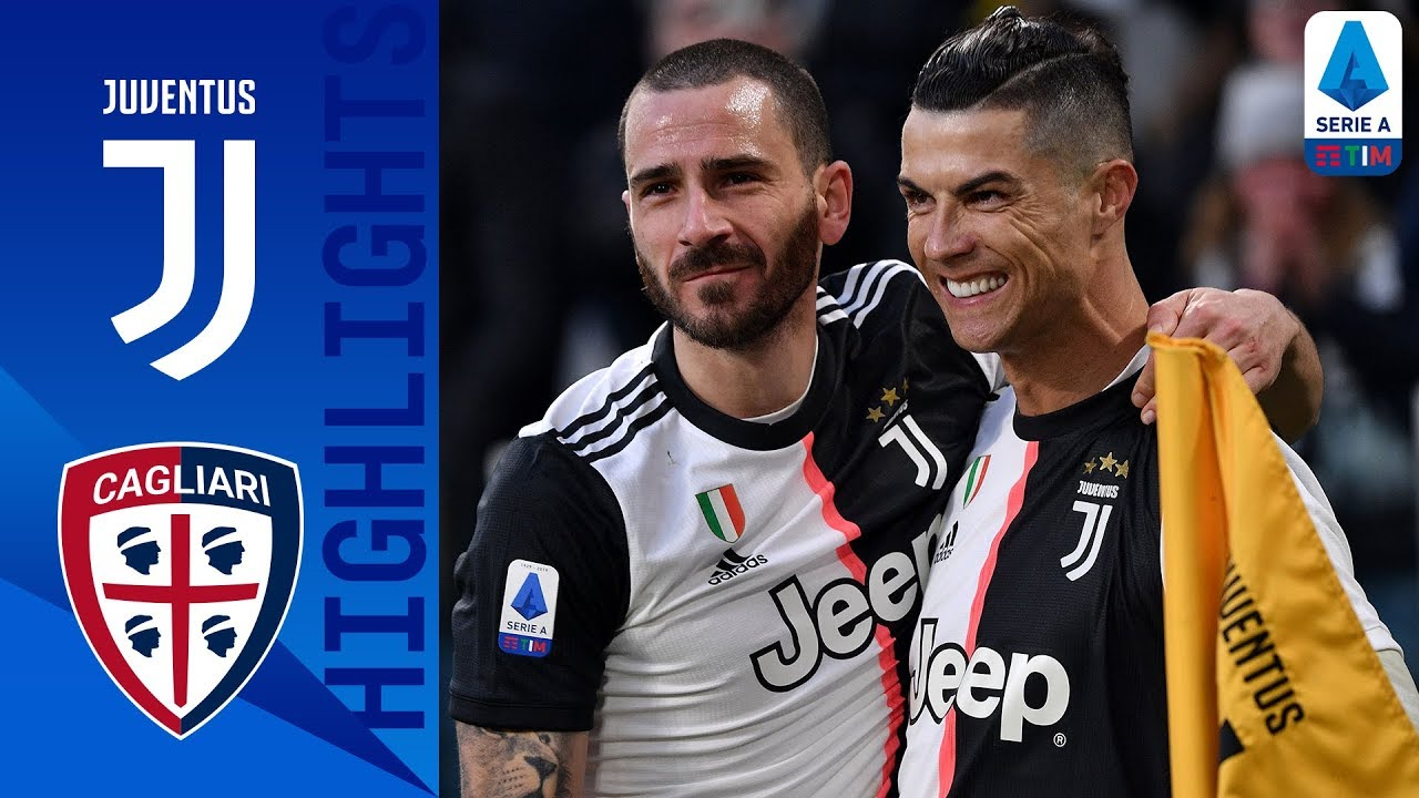 Cagliari vs. Juventus - Football Match Report - July 29, 2020 - ESPN
