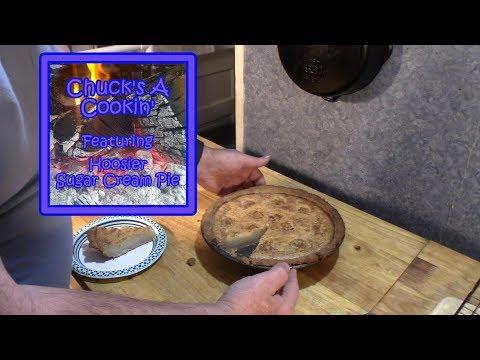 How to Make Hoosier Sugar Cream Pie