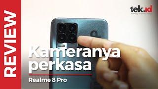 Review realme 8 Pro, fitur kamera ciamik