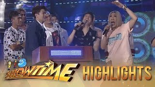 It's Showtime PUROKatatawanan: Who among the Hashtags can fly?