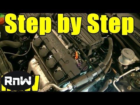 honda civic 1 7l sohc timing belt, tensioner, water pump replacement part 1