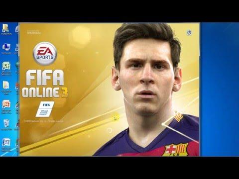 [Hoàn FCB] Hướng dẫn cài đặt và sử dụng AUTO giả lập không chiếm chuột FOT cho FIFA ONLINE 3
