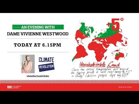 Vivienne Westwood – Climate Revolution