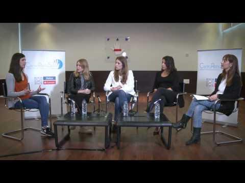 Coloquio sobre el empoderamiento de la mujer: Ana Requena (I)