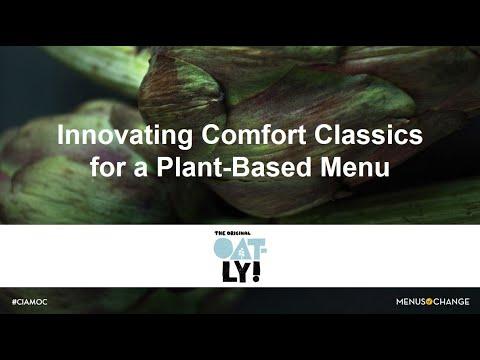 2020 Menus of Change: Innovating Comfort Classics for a Plant-Based Menu