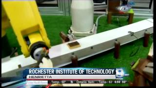 RIT on TV: WROC Live with the S
