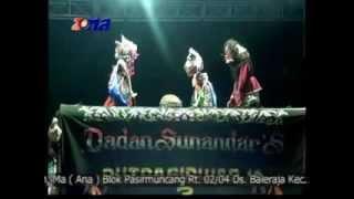 Wayang Golek - Dawala Gugat 1 Full
