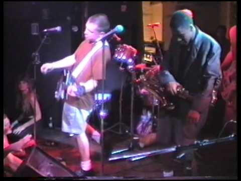 Gangster Fun: St. Andrew's Hall, Detroit - July 12, 1990