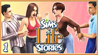 Let's Play The Sims: Life Stories | Riley's Story | Part 1 - Welcome to Four Corners!