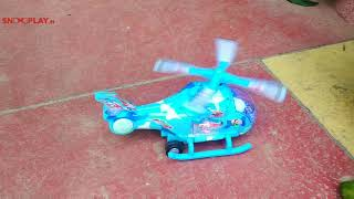 Helicopter Hunting Aviation Aircarft (with Light & Music)