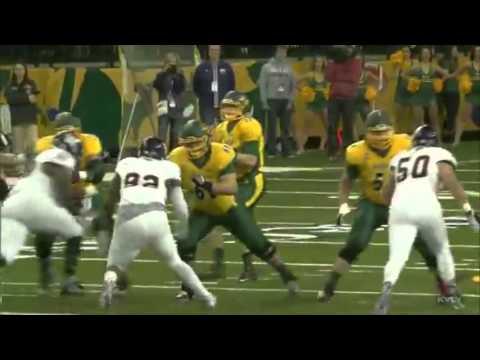 North Dakota State Bison Football - Brian Shawn/Lee Timmerman
