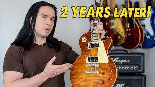 The $170 Chibson Les Paul - 2 YEARS LATER - Did it LAST?