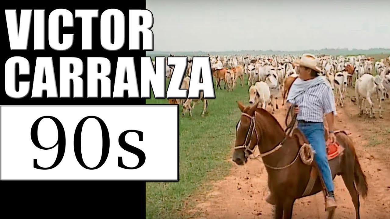 Víctor Carranza En Sus Haciendas Y Minas Documental