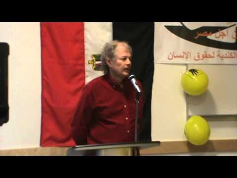 Amnesty Intl. Vancouver Rep. addresses Human Rights Violations in Egypt