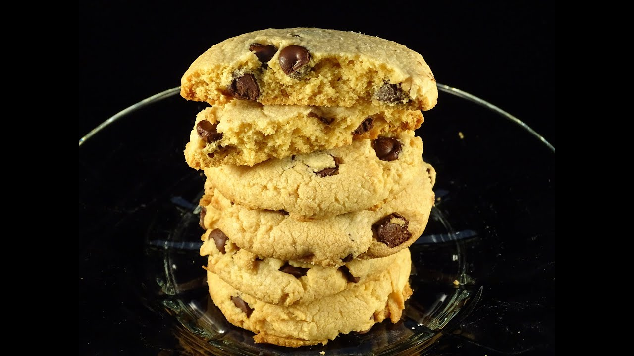 Peanut Butter Chocolate Chip Cake Mix Cookies With Yoyomax12 Youtube