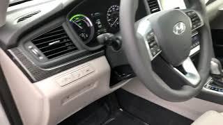 2019 Hyundai Sonata hybrid limited at dicks Hillsboro Hyundai