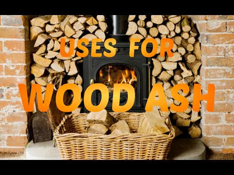 Uses For Wood Ash - YouTube