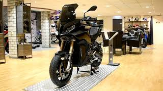 BMW S 1000 XR 2020 Triple Black