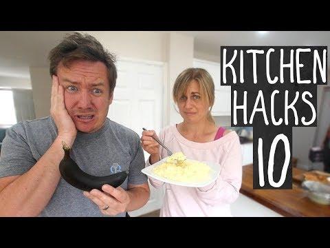 Kitchen Hack Testing 10