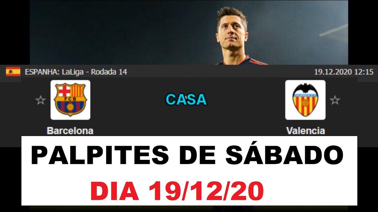 Palpites de futebol do dia 19/12/20 + Bilhetes, Esporte Net, Net jogo, Bet365, SportingBet