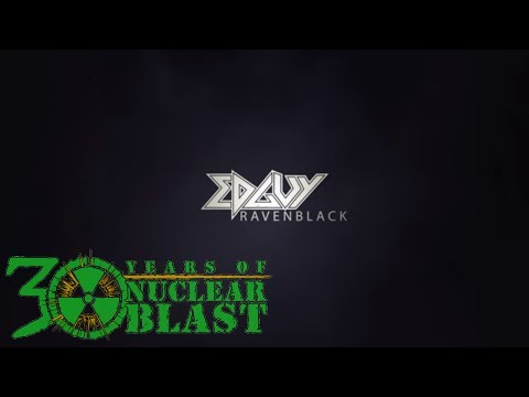 EDGUY  - Ravenblack (OFFICIAL LYRIC VIDEO)