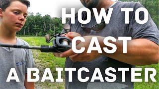 How to Cast a Baitcaster