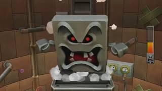 Mario Party 9 Funny MiniGames - Mario Vs Bowser Vs Sonic Vs Pacman (Master Cpu)