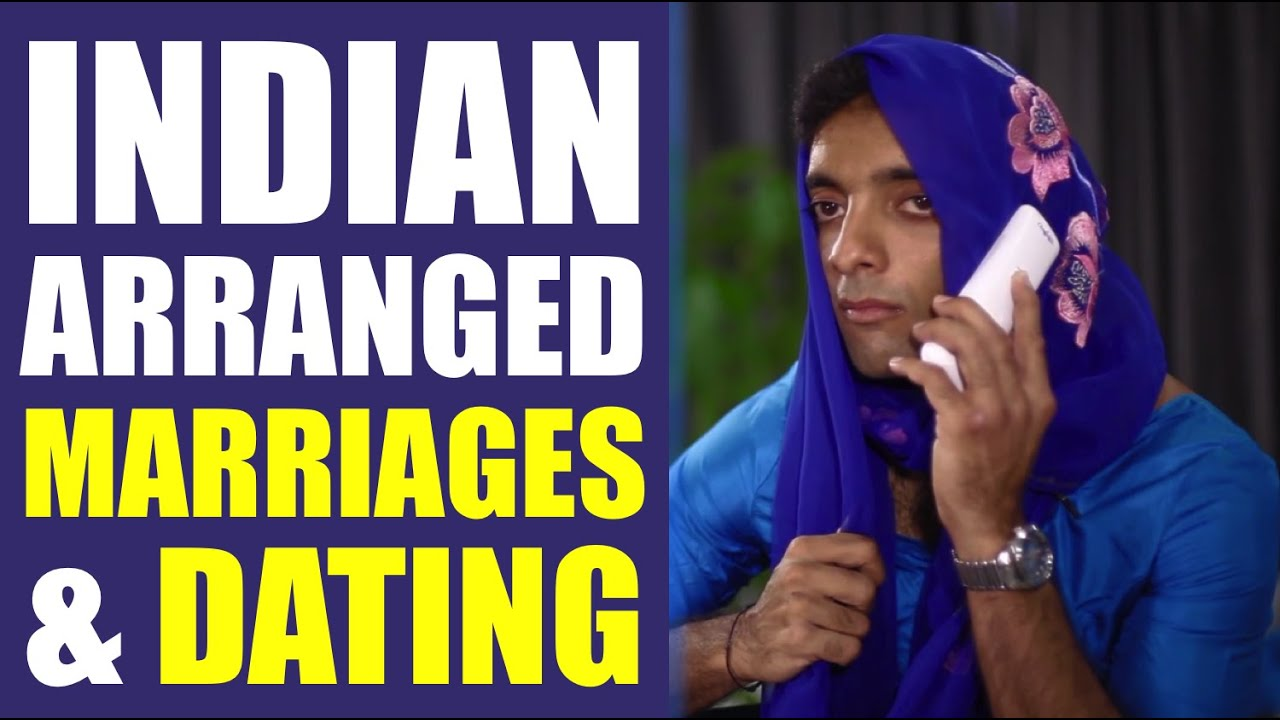 online dating vs arranged marriage novels