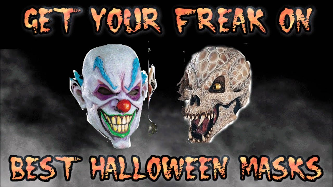 best new scary halloween costumes and masks for halloween 2015 youtube - Best Scary Halloween Costume